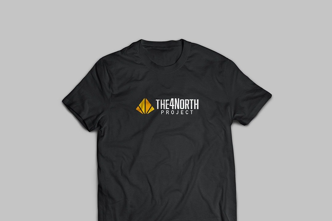 The 4North Project T-Shirt