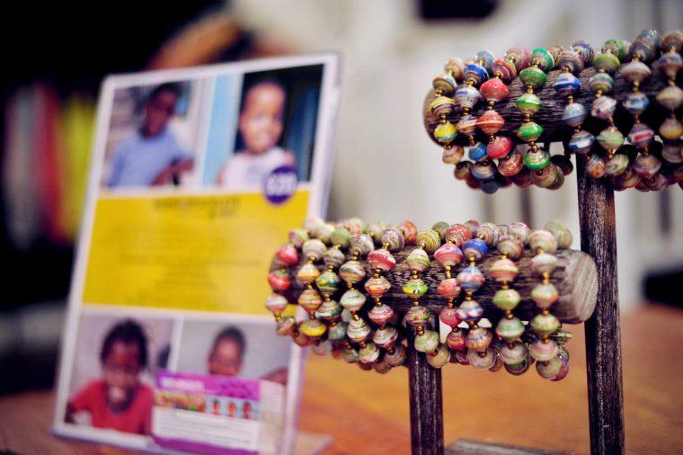 Storefront bracelets