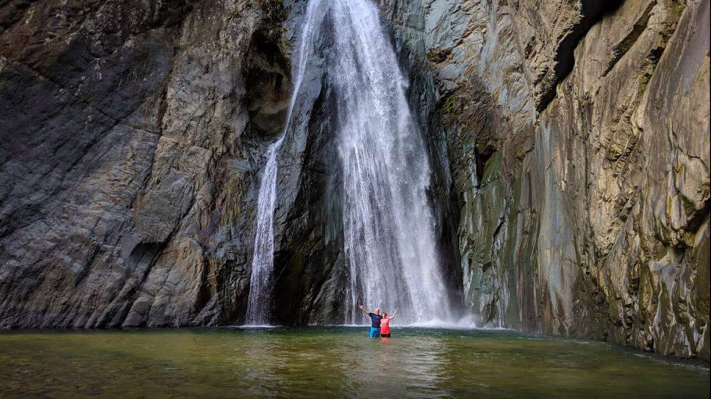 Salto Jimenoa Waterfall 1
